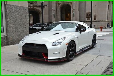 2015 Nissan GT-R NISMO - Titanium Exhaust 2015 NISMO Used Turbo 3.8L V6 24V Automatic AWD Coupe Premium Bose