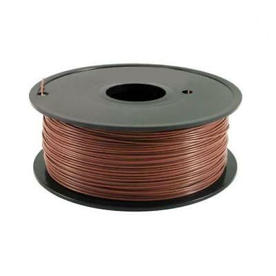 ABS Filament - Brown 3D Printer Sizes- 2.85mm 1.75mm