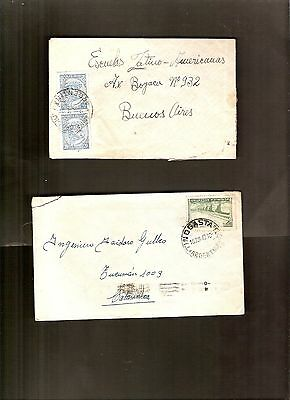 ARGENTINA lot of 20 COVERS LOT #23