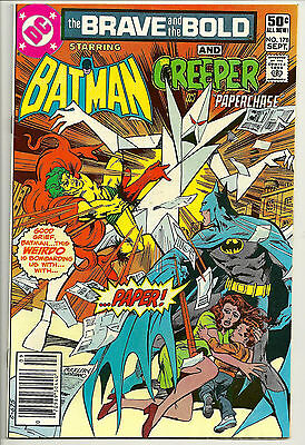 The Brave and the Bold #178 (Sep 1981, DC) - Very Fine+/Near Mint-