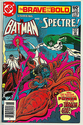 The Brave and the Bold #180 (Nov 1981, DC) - Very Fine+/Near Mint-