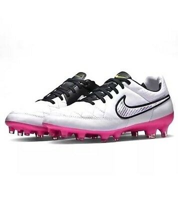 Nike Womens Tiempo Legacy Soccer Football Cleats FG Size 7 - US 630547-163 New