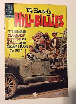 The Beverly Hillbillies Dell Comic No. 17 May 1967