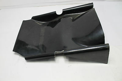 Speedway Outlaw Clean Air Nose - Black - Blemished