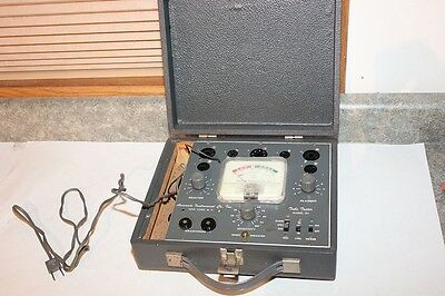 Vintage Accurate Tube Tester - Model 151