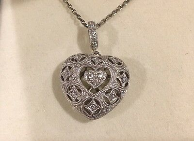 Kay Jewelers Neil Lane Heart Necklace