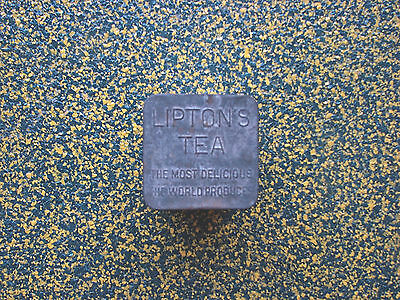 Lipton's Tea Antique Tin