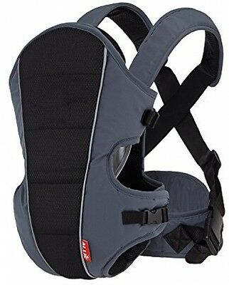 Allis 3-in-1 Comfort Baby Carrier (Grey)