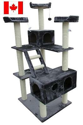 "Halifax Cat Tree 70"" - Littlewhiskers"