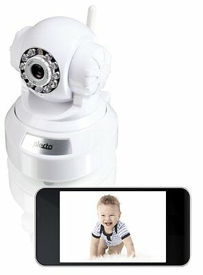 Alecto IP/Internet Video Babyphone Alecto IVM-150   - neu!