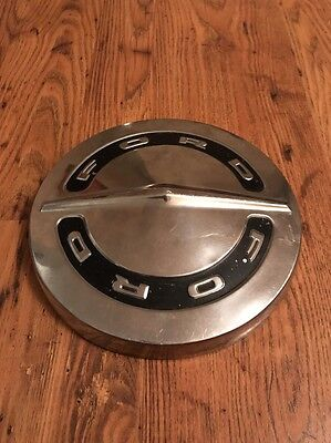 Ford Vintage 1965-67 427 Galaxie 500 Fairlane F100 1/2 Ton Truck Dog Dish Hubcap
