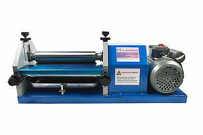 110V Automatic Gluing Coating Machine for Paper&Leather Speed Adjustable