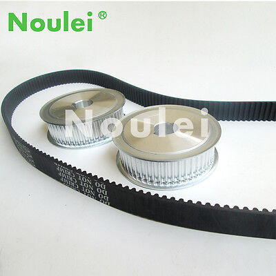 Noulei CNC Engraving machine parts Synchronous pulley HTD390