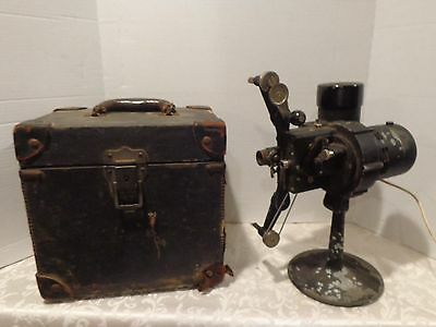 Bell & Howell Filmo 57 16mm Movie Projector with Carrying Case