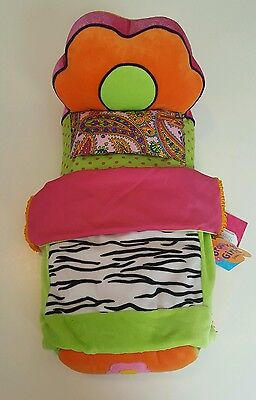 "NWT 2001 Manhattan Toy Groovy Girls ""Beautiful Bed"" Furniture"