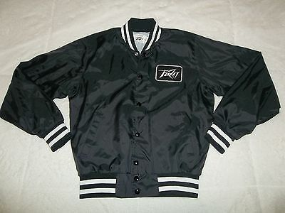 Vintage Vtg  Peavey Amp Guitar Music Button Jacket S Small Hipster Punk Rock