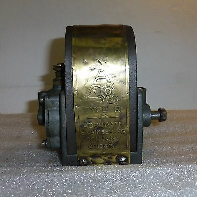 Accurate Engineering Company Low Tension Magneto