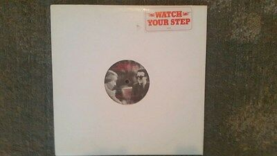 """Elvis Costello """"Watch Your Step"""" Promo 12-Inch Single + Interview"""