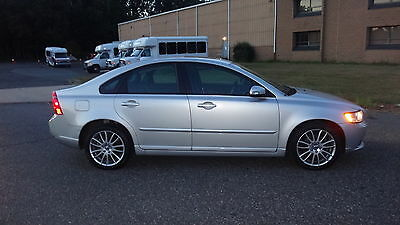 2009 Volvo S40 2.4L PREMIUM NO RESERVE ALL POWER LEATHER HEATED SEATS SUNROOF TIMING BELT REPLACED INSPECTED