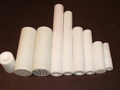 Teflon Rod Assortment with some Glass Filled