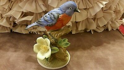 Angelina CollectIble Blue Bird Statue
