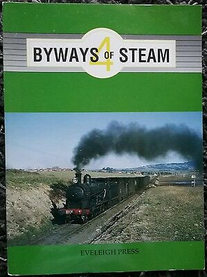 Byways of Steam 4  NSW Railways March 1992 1st Edition