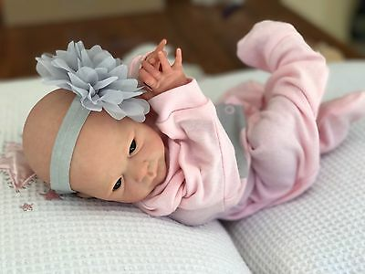 Reborn Doll. Baby Liberty By Laura lee Eagles