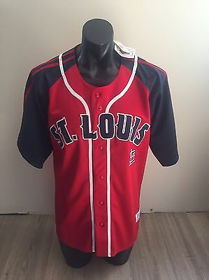 St Louis Cardinals MLB Jersey Size Large BNWT