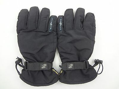 Manzella Gore-Tex Winter/ Ski Gloves ~ 100% Nylon Shell ~ 40 Gram Thinsulate ~ L