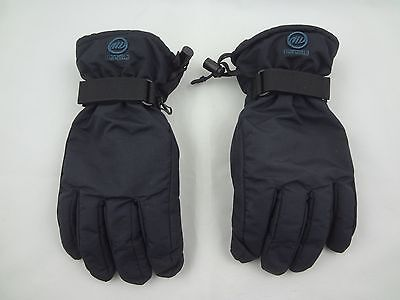Manzella Gore-Tex TECU-250 Typhoon Winter / Ski Gloves ~ Warmest ~ Extra Large