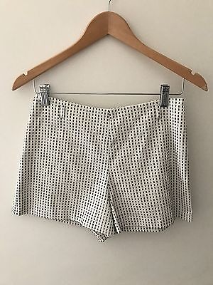 Forever New Beige Shorts Size 8