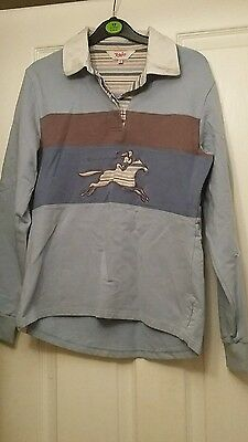 Tottie equestrian top size M