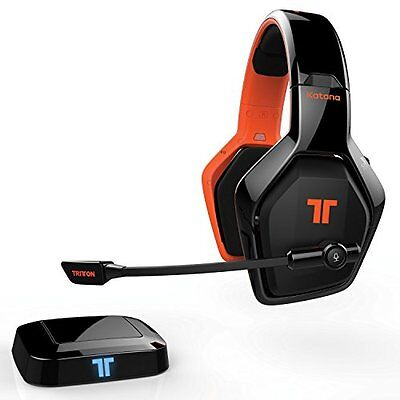 NEU: Tritton KATANA Wireless 7.1 HD Universal Gaming Headset