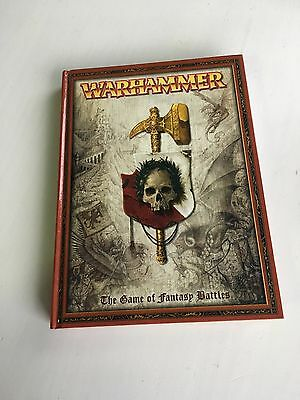 Warhammer Rule Book Hardcover (2006) by Alessio Cavatore