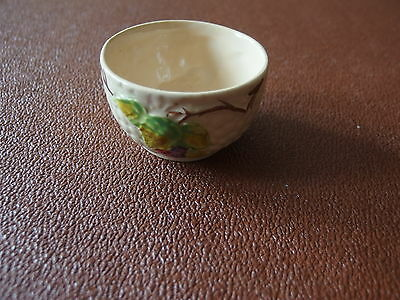 Vintage Wade Pottery 'Bramble Ware' - 1950's - Small Sugar Basin