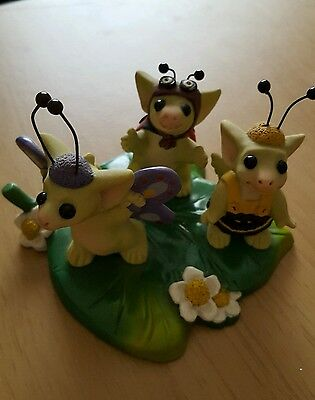 Garden critters pocket dragons boxed