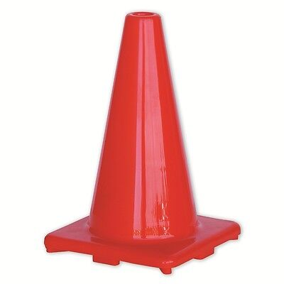 Prochoice SAFETY CONES High Quality ORANGE PVC *Aust Brand-300mm, 450mm Or 700mm