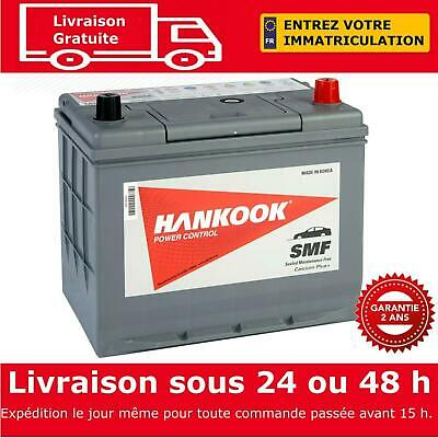 Hankook Batterie de Voiture 12V/70AH - MF57029