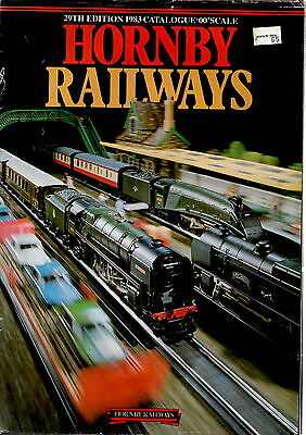 Hornby 1983 Catalogue - Edition 29