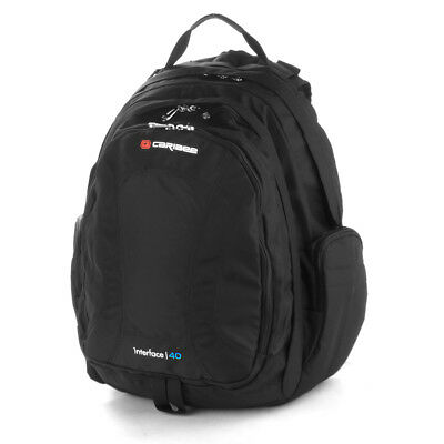 NEW Caribee Interface Black Laptop Backpack