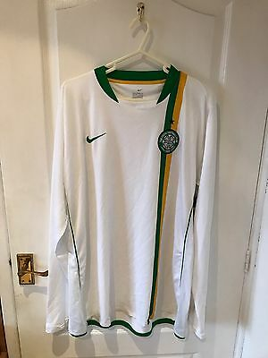 Nike Celtic Player Issue 3rd International Football Shirt Size  XXL NEW TAGS