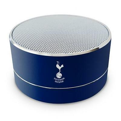 Tottenham Hotspur Spurs Portable Bluetooth Rechargeable Stereo Speaker Official