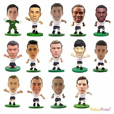 OFFICIAL FOOTBALL CLUB - Spurs/Tottenham Hotspur SoccerStarz Figures Gift
