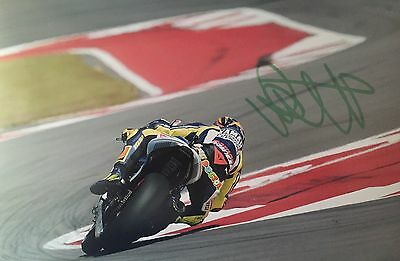 Valentino Rossi Personally Signed Photo, MotoGP, Yamaha, 46, Proof Shown, 5