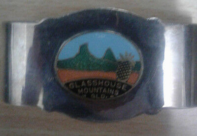 glasshouse mountains qld napkin ring queensland