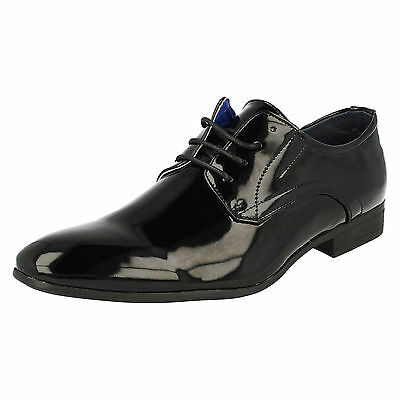 WHOLESALE Mens Patent Formal Shoes / Sizes 7x11 / 14 Pairs / A2136