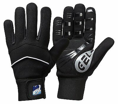Elite Cycling Project Road Racer ZV Men's Cycling Gloves Gel Full Finger Cycling