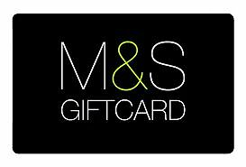 £50.00 Marks and Spencer Gift Voucher Card M&S
