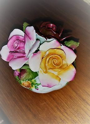 Old Country Roses Posy Bowl