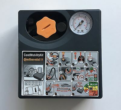 Genuine Continental Mobility Tyre Emergency Air Compressor Pump Inflator New